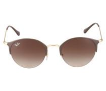 Sonnenbrille '0Rb3578' braun / gold