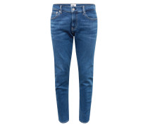 Jeans 'ckj 026' blue denim