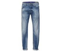 Jeans 'Larkee' blue denim