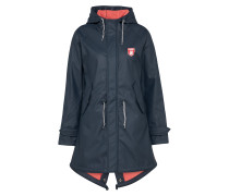 Regenjacke 'Travel Friese Snug' navy