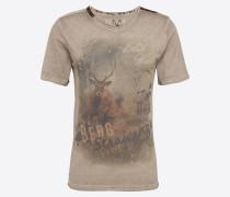 T-Shirt 'm69 Bergstrawanza Shirt'