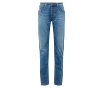 Jeans 'sleenker-X' blue denim