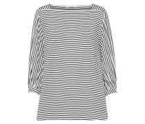 Bluse 'Ferrie' schwarz / weiß