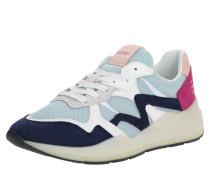 Sneaker 'Rury LU ' grün / weiß