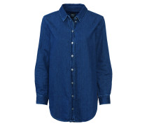 Bluse 'mandy' blue denim