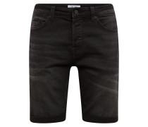Shorts 'onsPLY' black denim