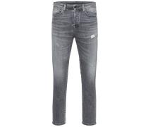 '1439' Skinny Fit Jeans grey denim
