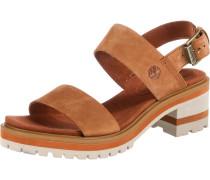 Sandaletten 'Violet Marsh' rostbraun
