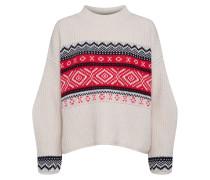 Pullover 'lemma' weiß