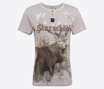 T-Shirt 'Sturschädl Shirt'