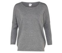 Sweater 'knit' graumeliert