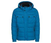 Outdoor-Jacke blau