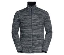 Fleecejacke 'Rienza Jacket II' grau