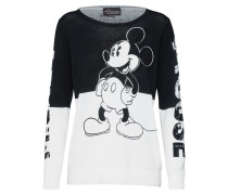 Pullover 'Mickey black printed'
