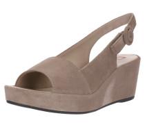 Sandalette greige