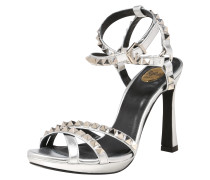 High Heel 'rose Shadow' silber