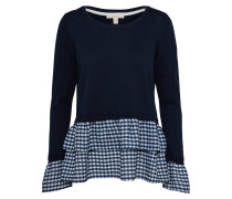 Pullover 'fabmix sweater' navy