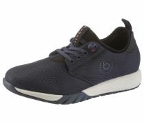 Sneaker navy / weiß