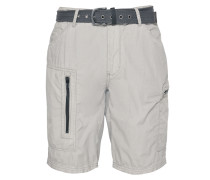 Shorts 'Plek Loose' greige