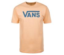 Classic T-Shirt Herren pastellorange