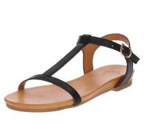 Sandalen 'Dora' schwarz