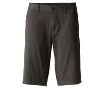 Chino-Shorts 'reso' anthrazit