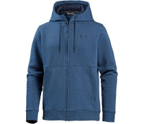 Sportsweater 'Threadborne FZ' blau
