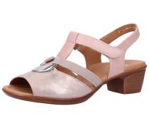 Sandalen rosa / puder