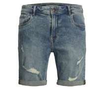 Klassische Jeansshorts blau