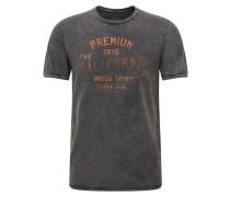 Shirt 'cali' schwarz