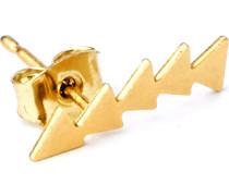 Ohrschmuck 'Kaiki' gold