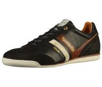 Sneaker braun / schwarz / wollweiß