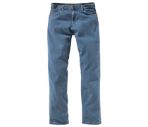 Stretch-Jeans 'Durable' blau