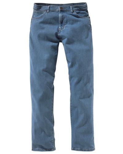 Stretch-Jeans 'Durable' blue denim