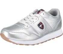 Sneakers 'Retro Run' schwarz