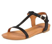 Sandale 'dora' schwarz