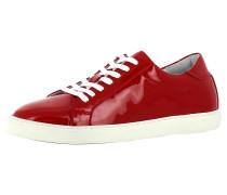 Damen Sneaker Marisa rot / weiß