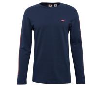 Shirt 'lsreissuetee' blau