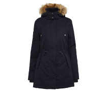 Parka 'new Model Microfibre Parka' navy