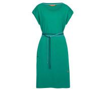 Kleid 'sohvi' blau / smaragd