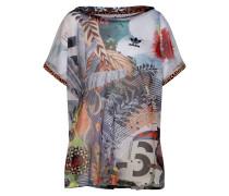 T-Shirt 'Boxy Tee' mischfarben