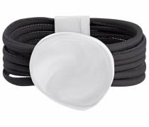 Armband 'Shirin C05530050' schwarz / weiß
