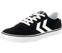 Sneaker 'Stadil 3.0 Suede' schwarz / weiß
