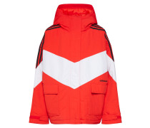 Jacke 'iconic Winter J' rot