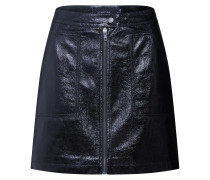 Rock 'coyote Mini Skirt' schwarz