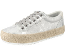 Sneakers 'Caribe' gold / silber