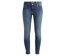 Skinny Jeans 'Adriana' blue denim