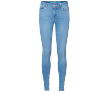 'nw' Skinny Fit Jeans blue denim