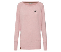Langarmshirt 'Patty Papucie' pink