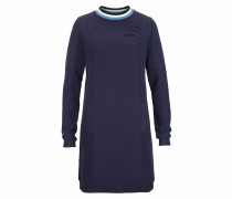 Sweatkleid navy